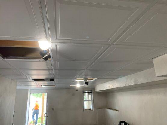 basement ceiling installation ri