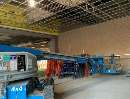 commercial ceiling contractor ri
