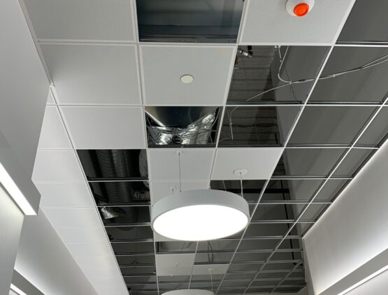 commercial ceiling installation ri